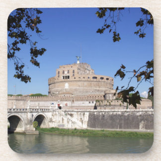 Castel Sant Angelo Beverage Coaster