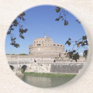 Castel Sant Angelo Beverage Coasters