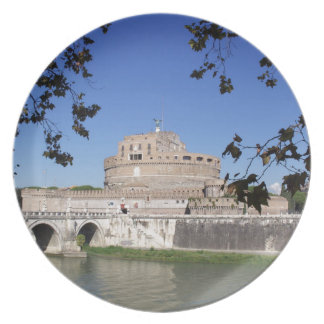 Castel Sant Angelo Party Plates
