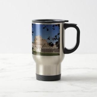 Castel Sant Angelo Travel Mug