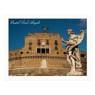 Castel Sant'Angelo Postcard