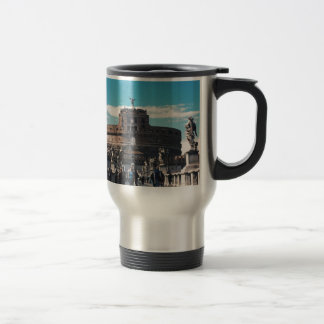 Castel Sant'Angelo Travel Mug