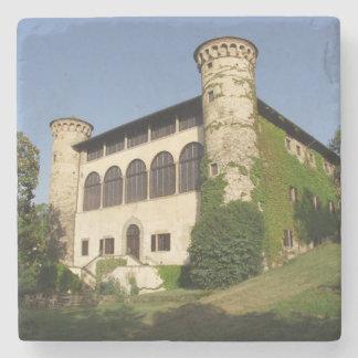 Castello 6, Tuscany Stone Beverage Coaster