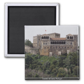 Castello del Leira, Portugal Magnet