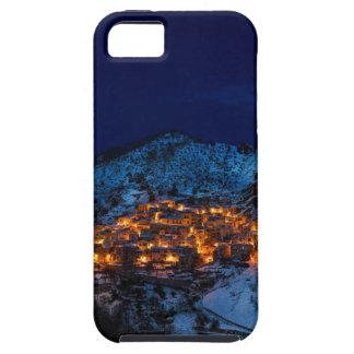 Castelmezzano Italy At Night Case For The iPhone 5