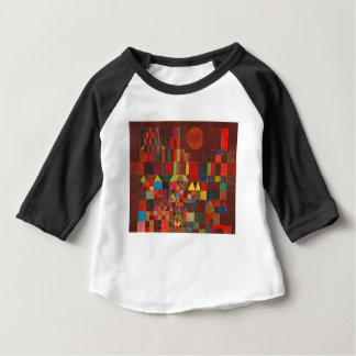 Castle and Sun, Paul Klee Expressionism Figurative Baby T-Shirt