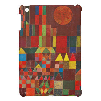 Castle and Sun, Paul Klee Expressionism Figurative iPad Mini Case