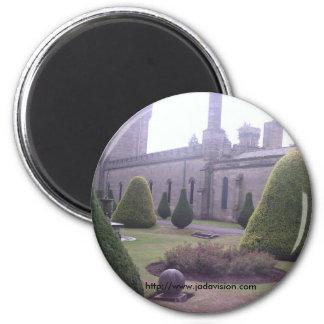 Castle at Alton Towers Magnet