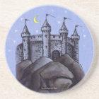 Castle at Night Coaster