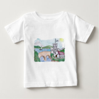 Castle Baby T-Shirt