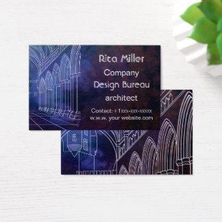 Castle Business Card