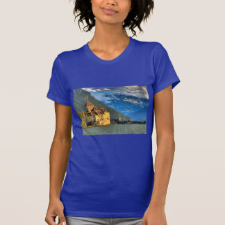Castle by the lake T-Shirt