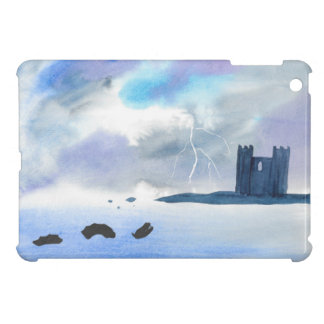 Castle By the Sea iPad Mini Cover