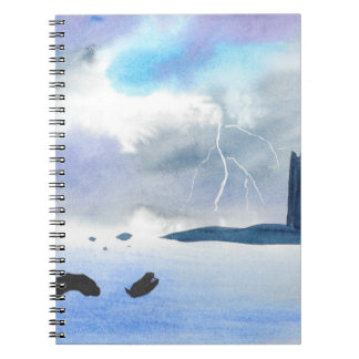Castle By the Sea Notebooks
