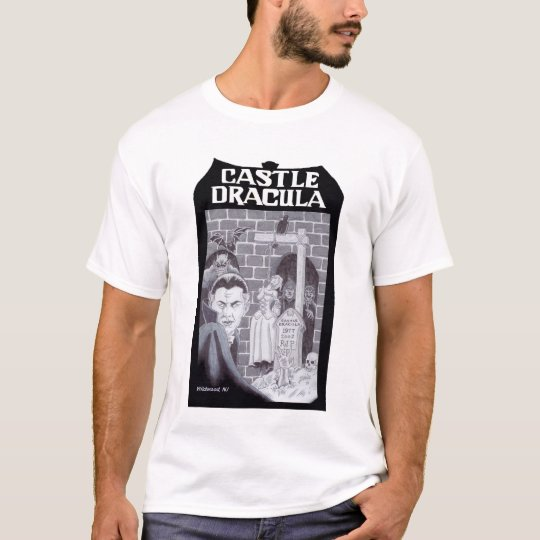Castle Dracula T-Shirt
