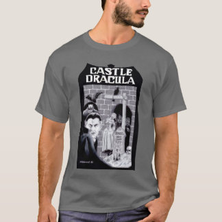 Castle Dracula Tribute T-Shirt
