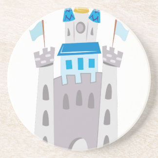 Castle Drink Coasters