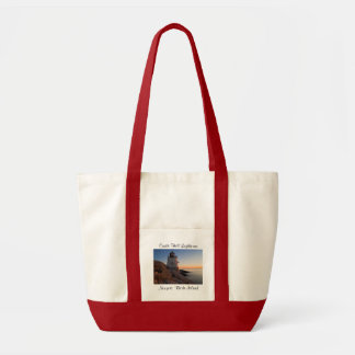Castle Hill Lighthouse, Newport RI Large Tote Bag