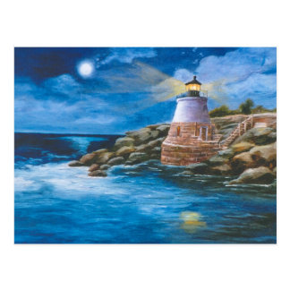 Castle Hill Lighthouse Postcard