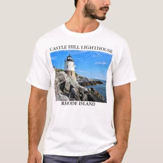 Castle Hill Lighthouse, Rhode Island T-Shirt