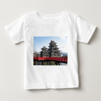 Castle in Japan Baby T-Shirt