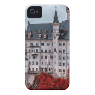 Castle in the Fall iPhone 4 Cover
