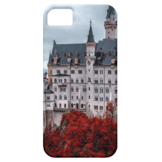 Castle in the Fall iPhone 5 Case