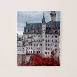 Castle in the Fall Jigsaw Puzzle