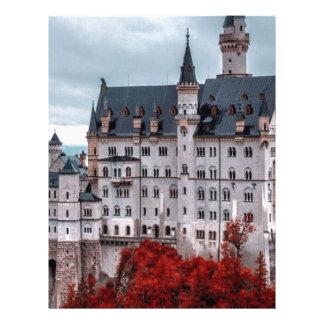 Castle in the Fall Letterhead