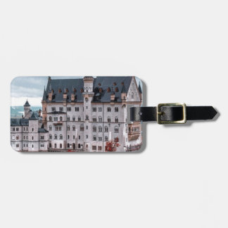 Castle in the Fall Luggage Tag