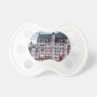 Castle in the Fall Pacifier