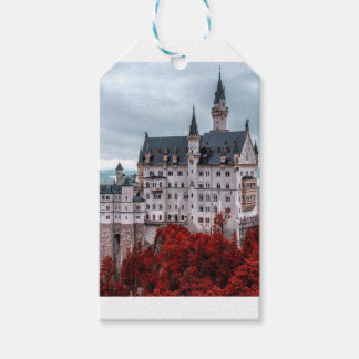 Castle in the Fall Pack Of Gift Tags