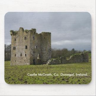 Castle McGrath Castle Mouse Mat Mouse Pad