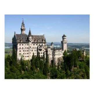 Castle Neuschwanstein Postcard