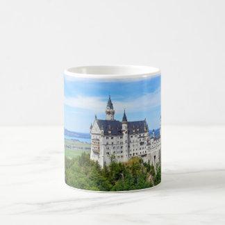 Castle new swan stone coffee mug