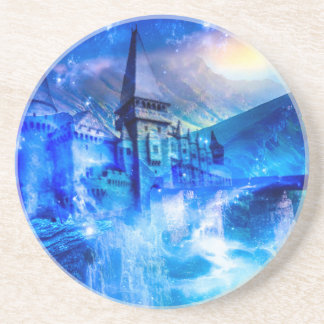 Castle of Glass Beverage Coasters