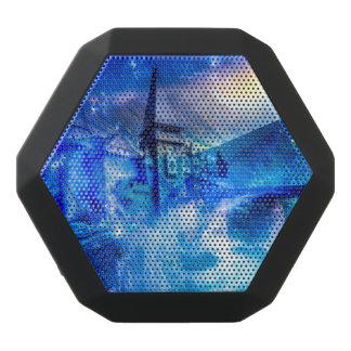 Castle of Glass Black Bluetooth Speaker