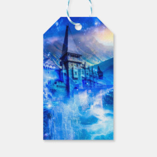 Castle of Glass Pack Of Gift Tags