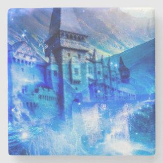 Castle of Glass Stone Coaster