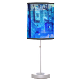 Castle of Glass Table Lamps