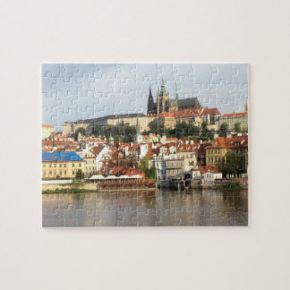 Castle of Prague Jigsaw Puzzle