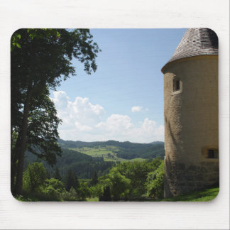 Castle of Rappottenstein Mouse Pad
