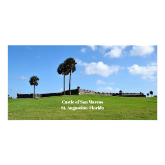 Castle of San Marcos Card
