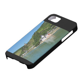 Castle Palatinat count stone with Kaub Case For The iPhone 5