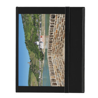 Castle Palatinat count stone with Kaub iPad Cover
