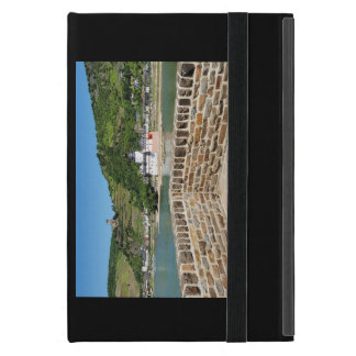 Castle Palatinat count stone with Kaub iPad Mini Covers