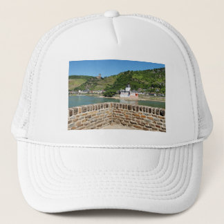 Castle Palatinat count stone with Kaub Trucker Hat