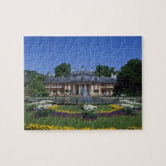 Castle Pillnitz, Dresden, Saxony, Germany Jigsaw Puzzle