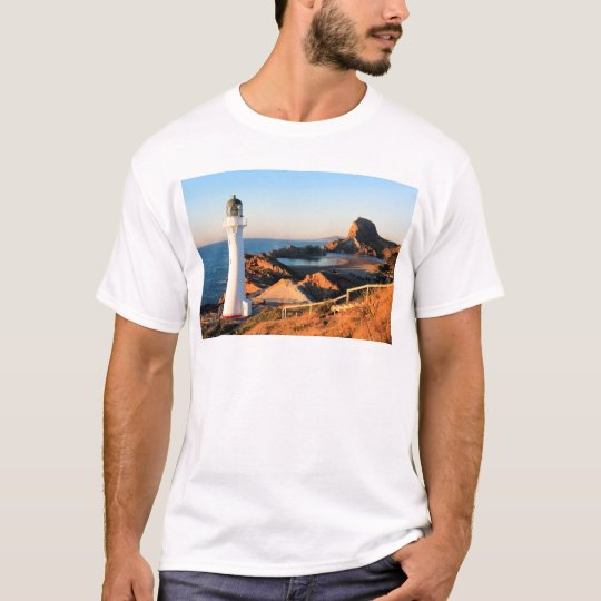 Castle point lighthouse T-Shirt