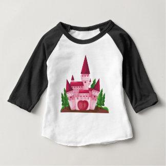 Castle princess baby T-Shirt